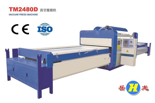 TM2480D Vacuum Press Machine