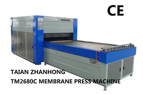TM2680C Membrane Press Machine