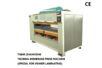 TM2680A Membrane Press Machine