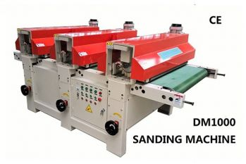 DM1000-3 Sanding Machine