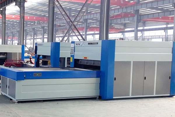 TM2680F/TM3200C Membrane Press Machine