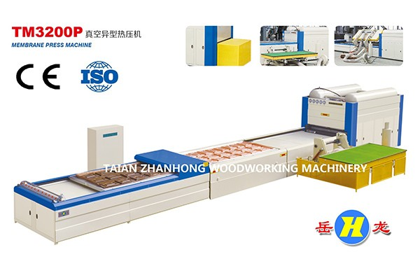 TM3200P Membrane Press Machine